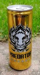 Predator 250ml GOLD