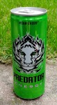 Predator 250ml Green