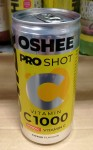 Oshee PRO Shot Vitamina C 200ml