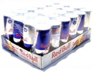 Red Bull 473ml Puszka - karton