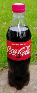 Coca-Cola Cherry 500ml - karton