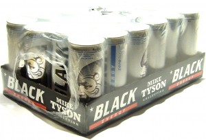 Black ZERO sugar 250ml - karton