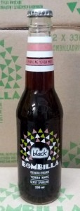BOMBILLA Black 330ml
