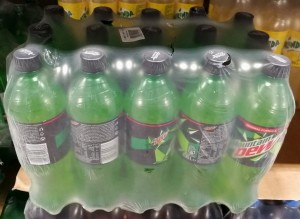 Mountain Dew 850ml - karton