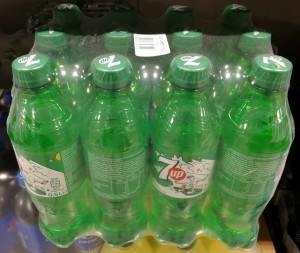 7up 500ml - karton