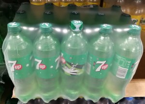 7up 850ml - karton