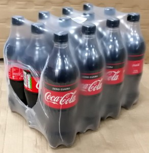 Coca-Cola Zero 850ml - karton