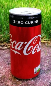 Coca-Cola Zero 200ml - karton