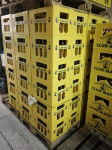 Club-Mate Cola 330ml - paleta